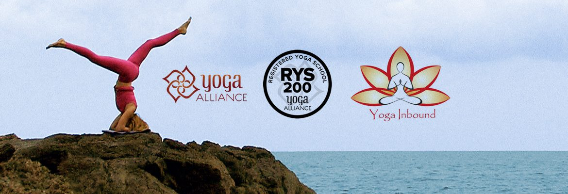 Yoga Alliance and Yoga Inbound certifications