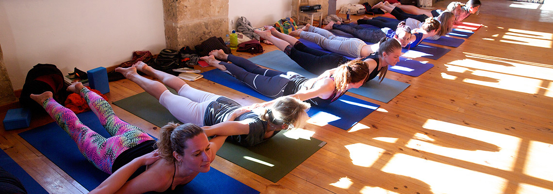 Yoga teacher explains why its better to work out naked